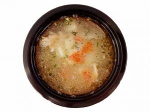 Суп Уха из лосося